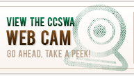 View the CCSWA Web Cam - Go Ahead - Take a Peak!